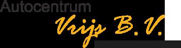 Autocentrum Vrijs Logo